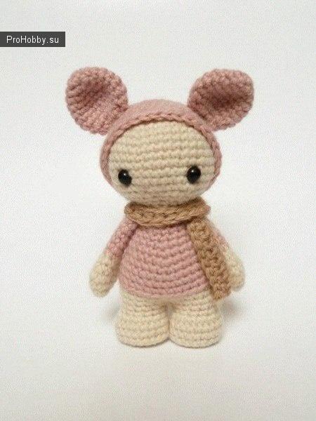 Кукла Амика от Марины Чучкаловой