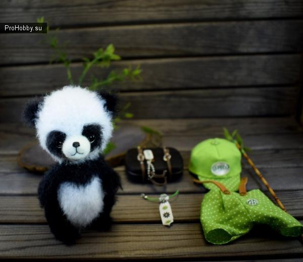 Малютка панда (Сплюшка)