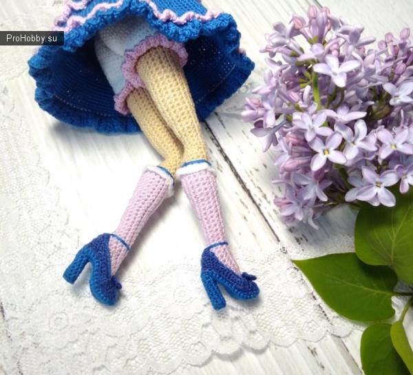 Туфельки для куклы