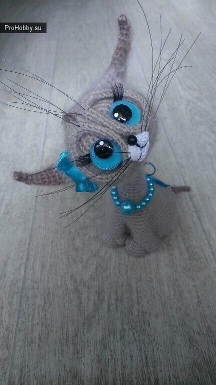Котики амигуруми