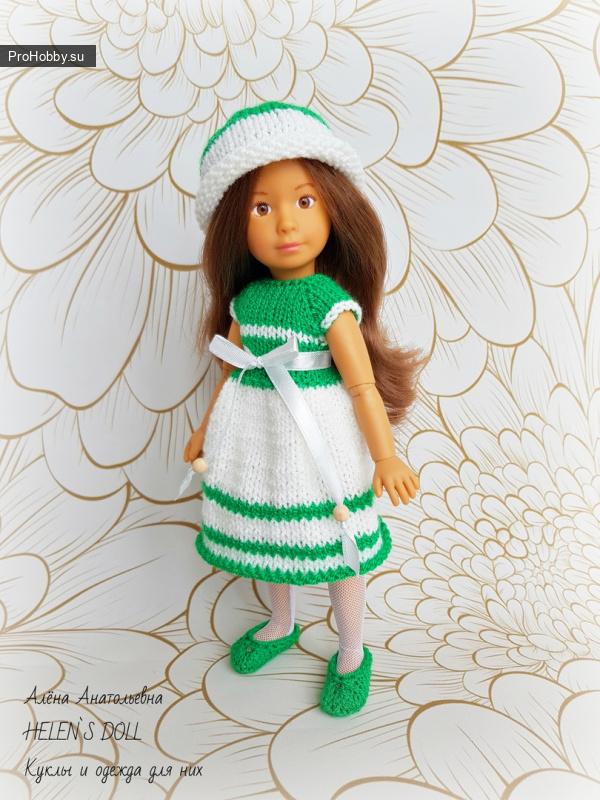 Комплект одежды 'Крыжовник' для куклы