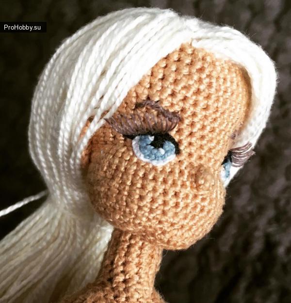 Реснички для кукол