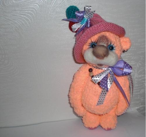 Мишка-мальчик